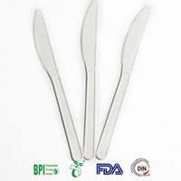 6 Inch Compostable Eco Friendly Knife